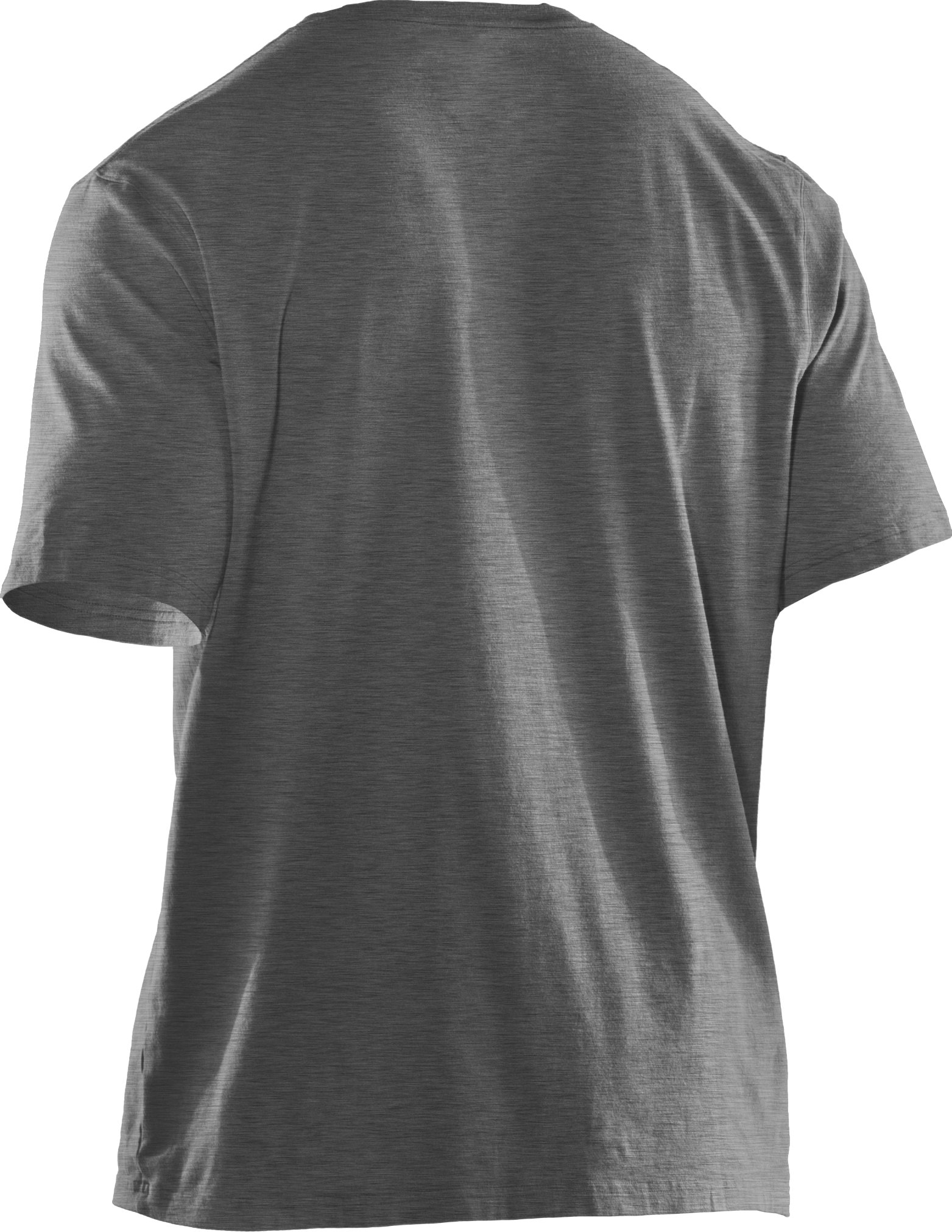 Men's UA Sportstyle Logo IV T-Shirt, Carbon Heather