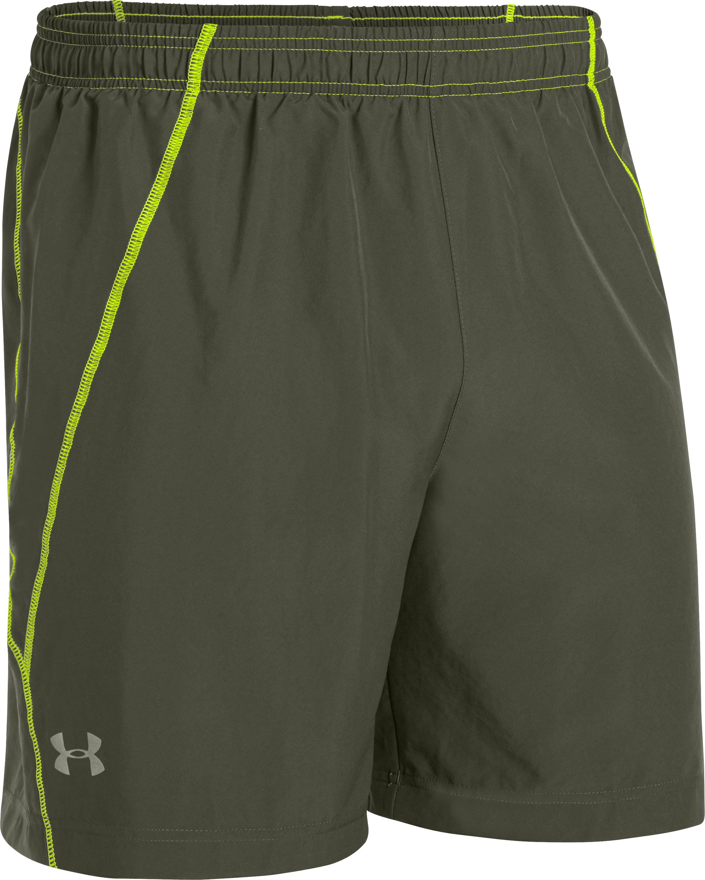 "Men's UA Run 7"" Shorts, Rough"