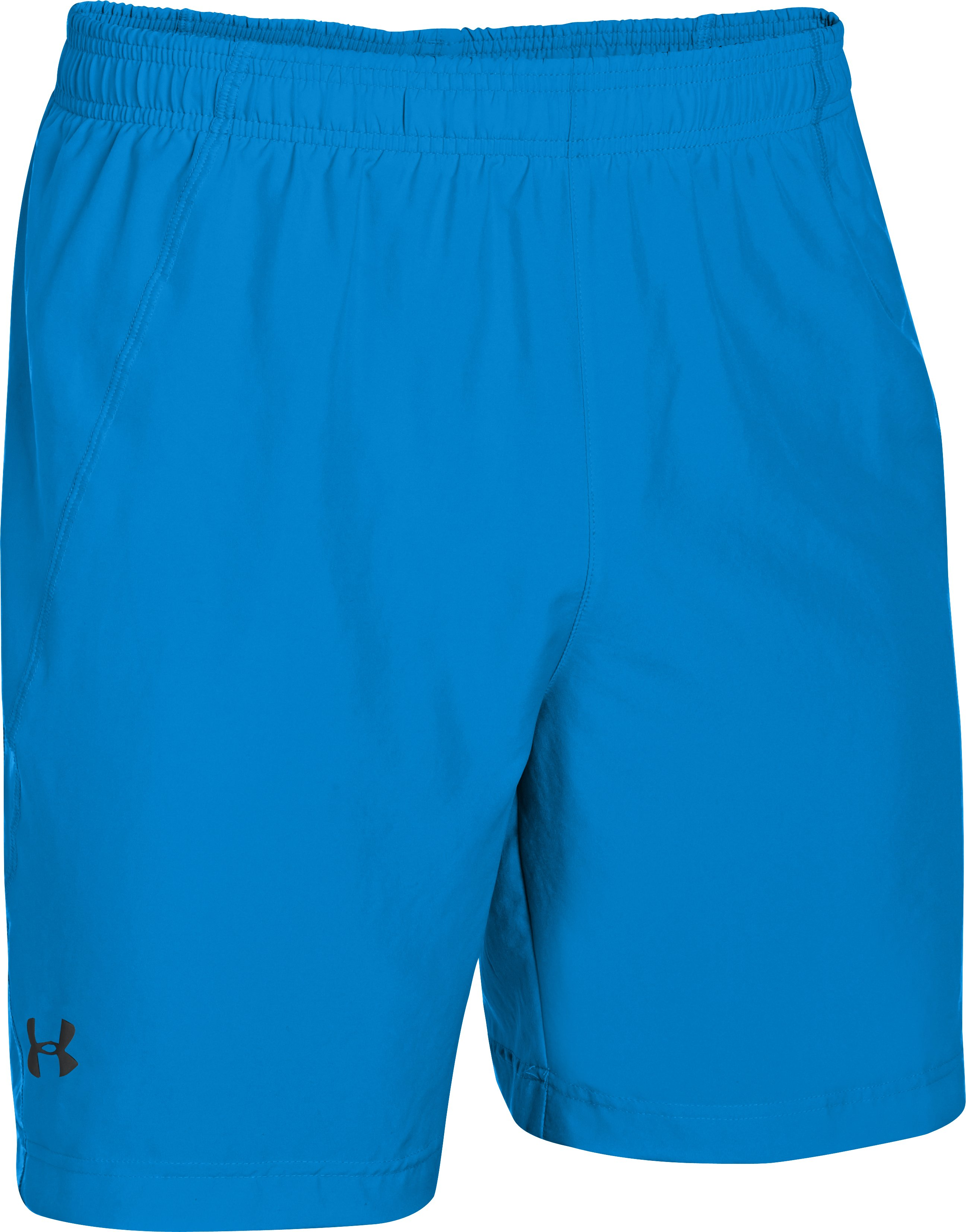 "Men's UA Run 7"" Shorts, ELECTRIC BLUE, undefined"