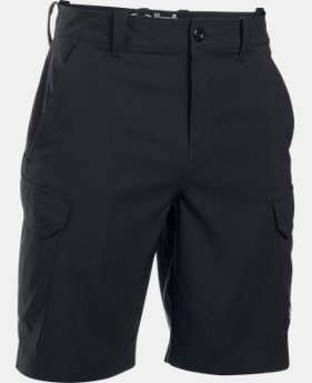 Men's UA Fish Hunter Cargo Shorts  3 Colors $45.99 to $48.99