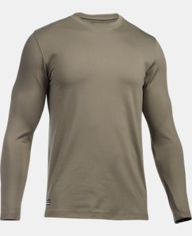 Men's ColdGear® Infrared Tactical Fitted Crew  1  Color Available $41.99