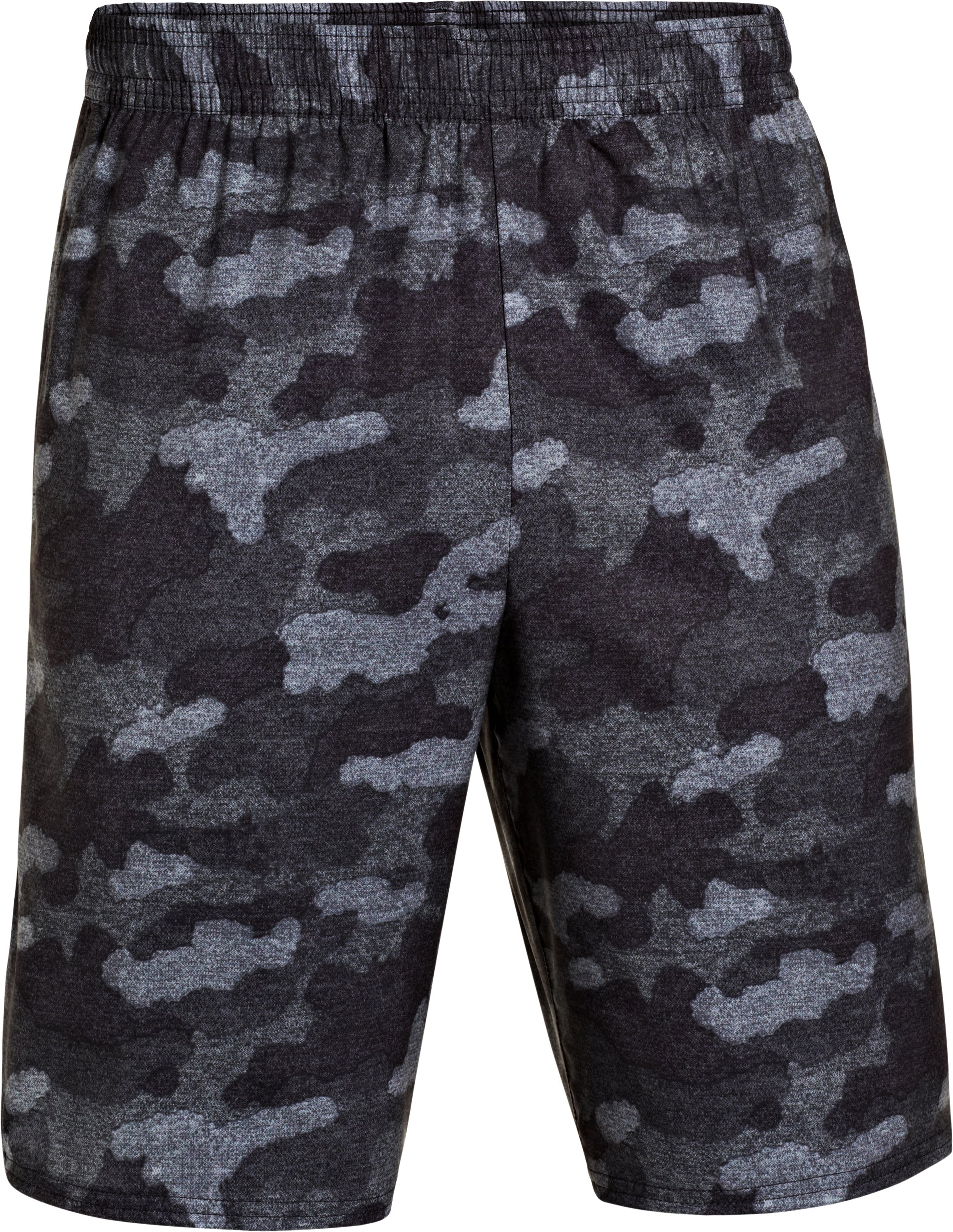 Men's UA Pasture Amphibious Boardshorts, Charcoal