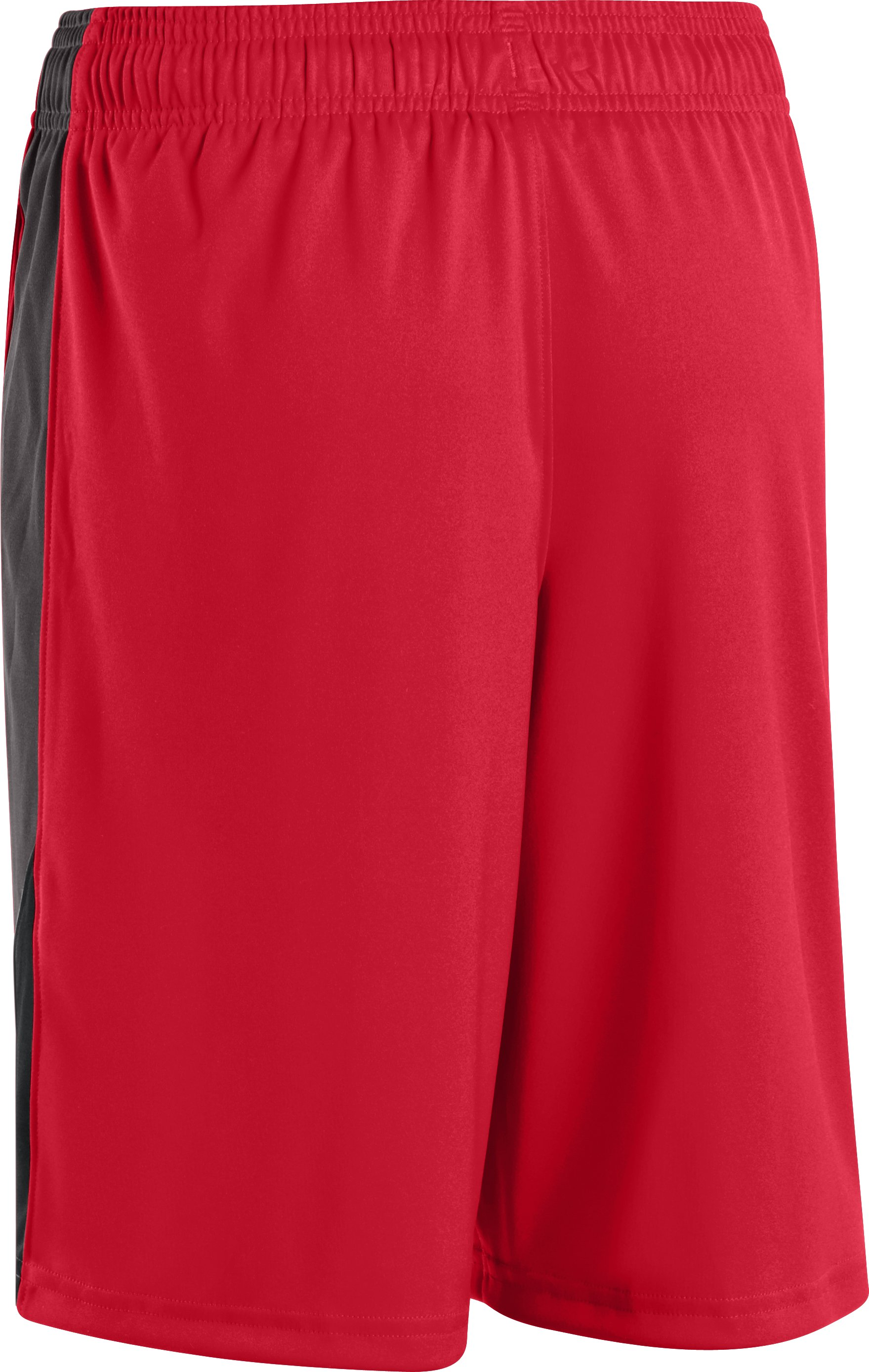 Boys' UA Extreme Shorts, Red, undefined