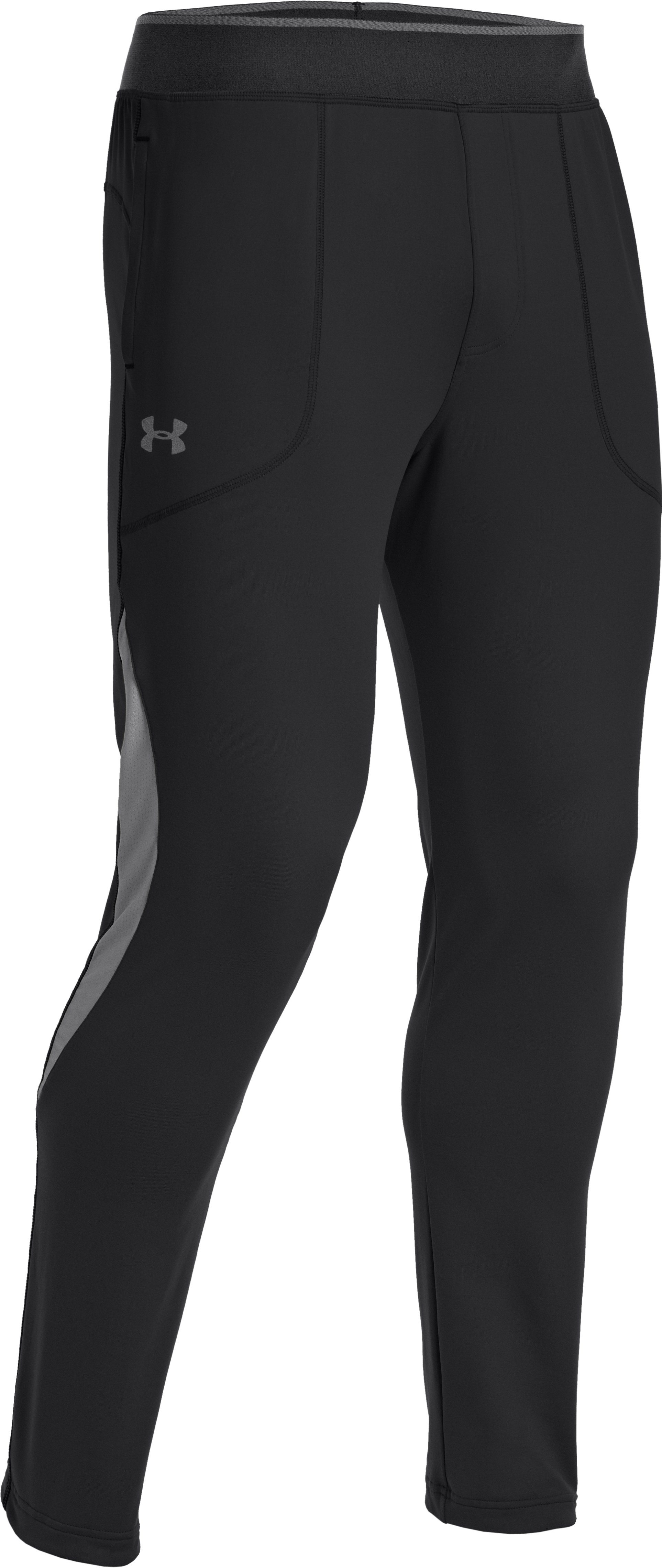 Men's UA X-Alt Knit Pants – Tapered Leg, Black