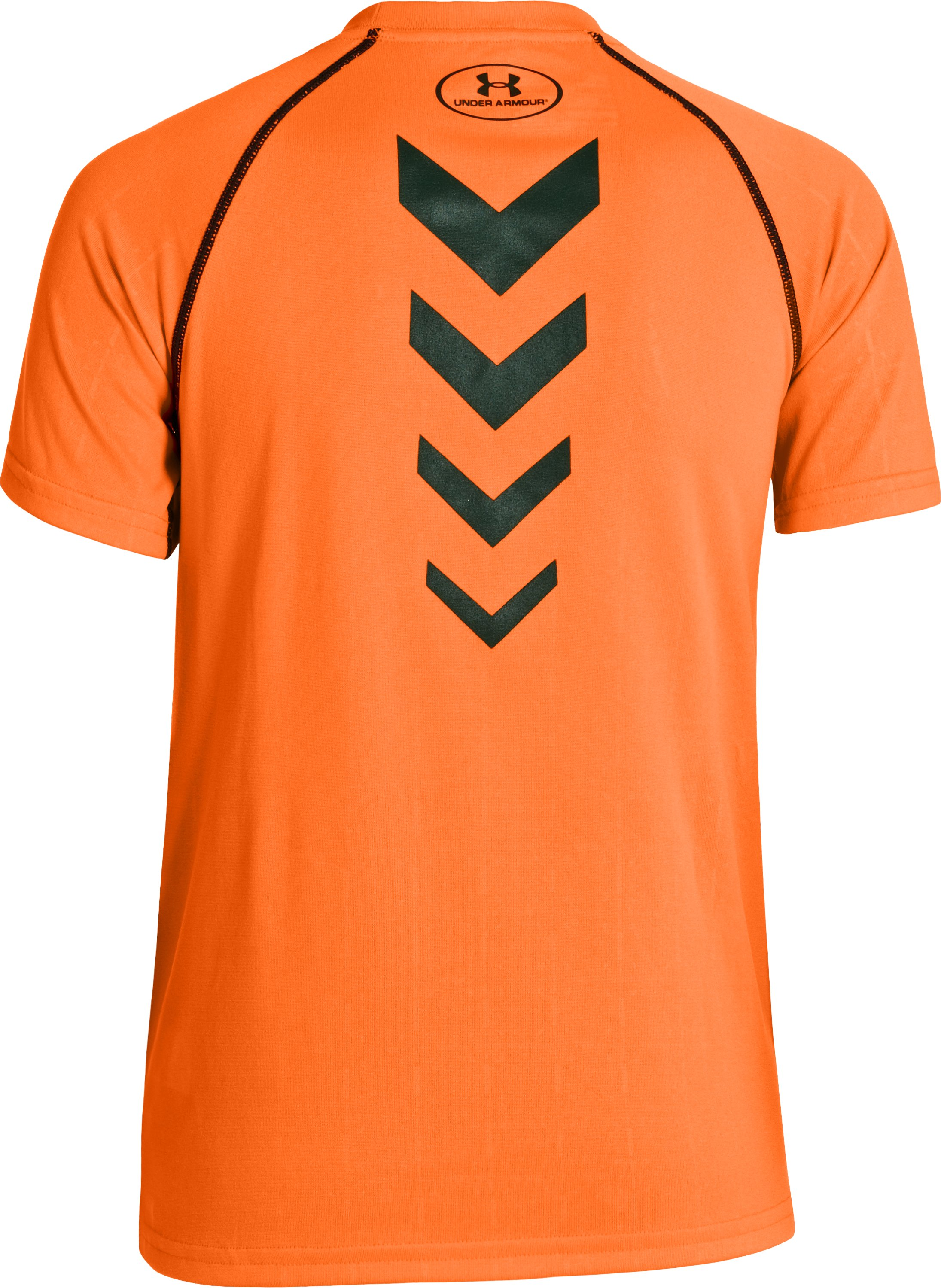 Boys' NFL Combine Authentic Training T-Shirt, Blaze Orange