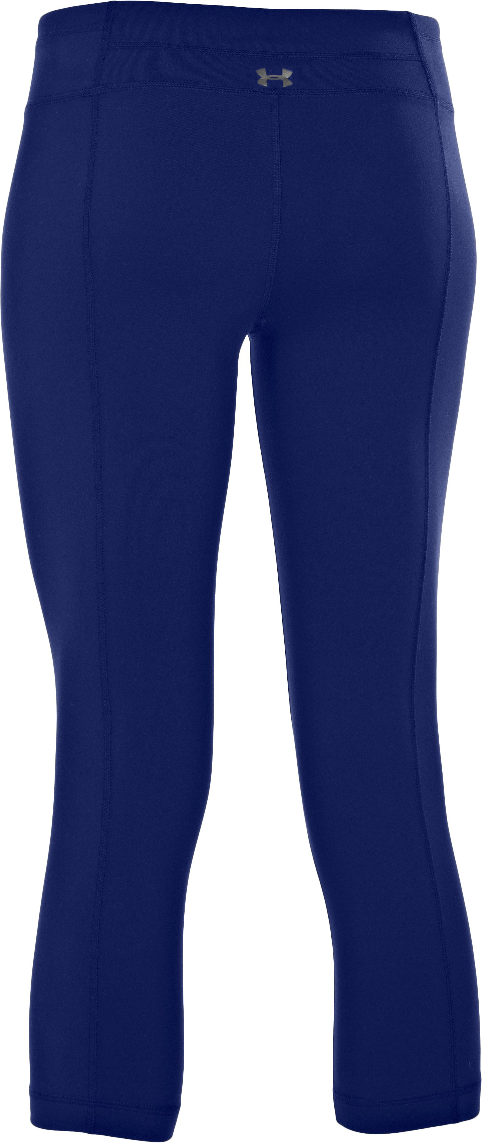 Women's UA StudioLux® Tight Capri, Caspian