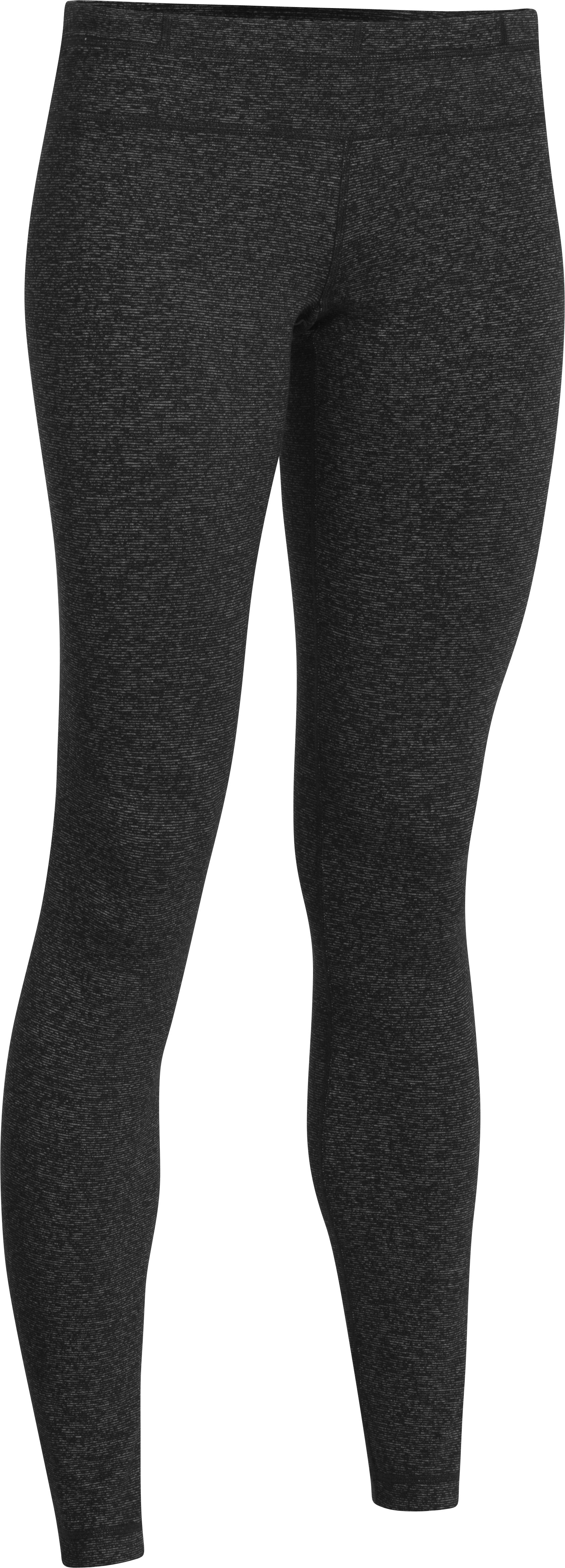 Women's UA StudioLux® Quattro Leggings, ANTHRACITE
