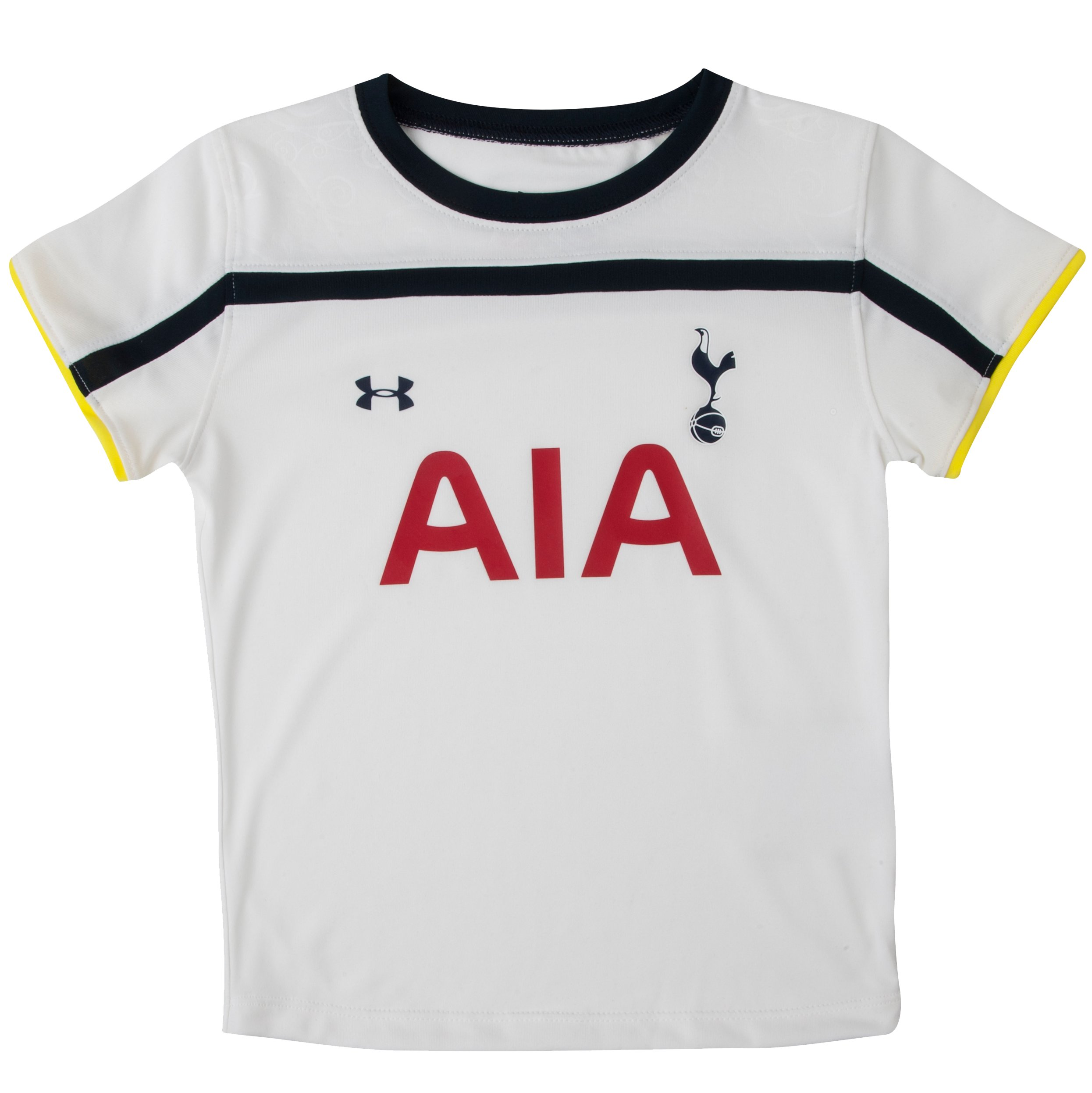 Boys' Toddler Tottenham Hotspur 14/15 Home Kit, White, zoomed image