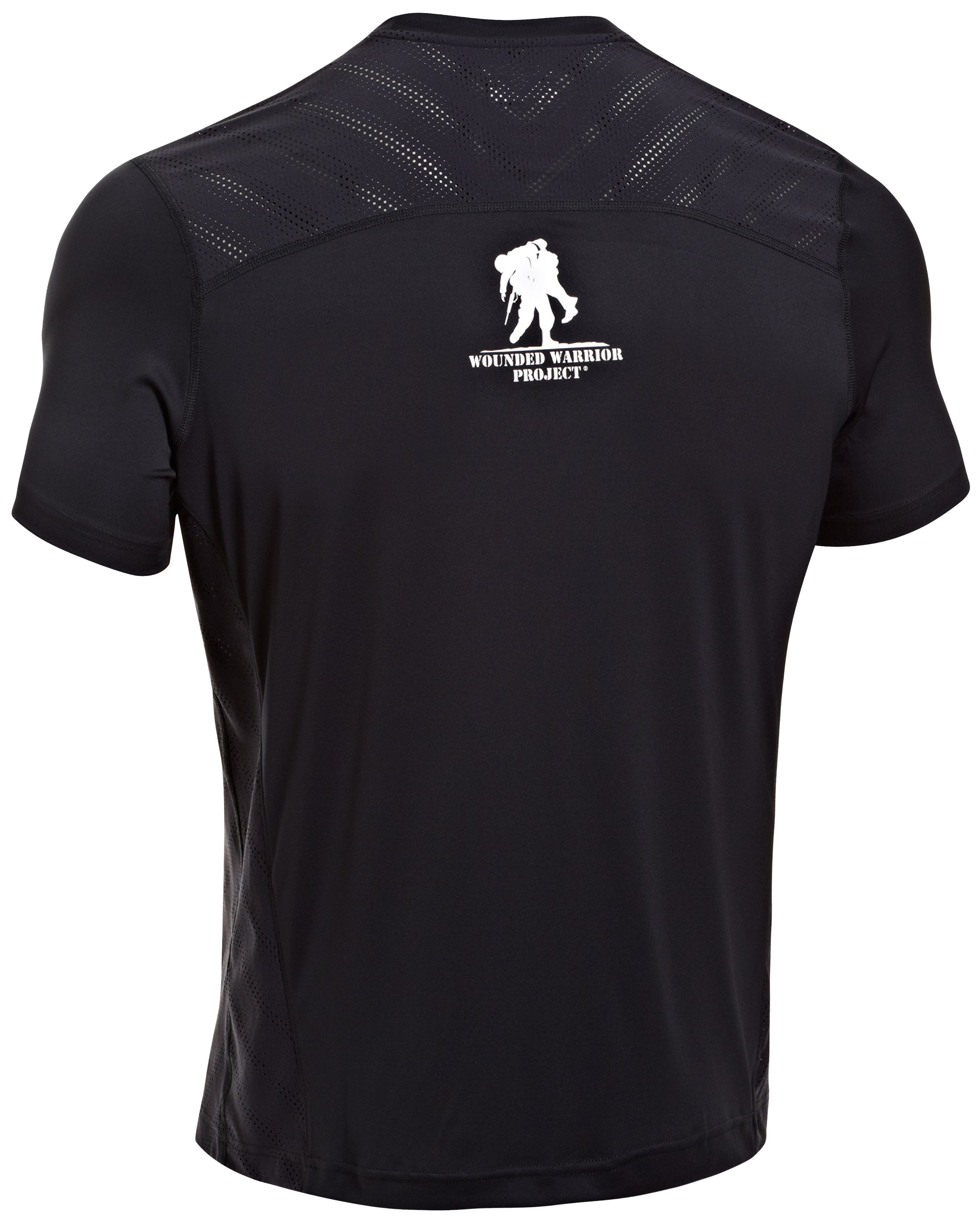 Men's WWP ArmourVent™ Short Sleeve T-Shirt, Black , undefined