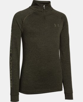 Boys' UA Tech™ ¼ Zip  1 Color $20.24