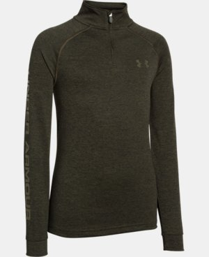 Boys' UA Tech™ ¼ Zip  1 Color $26.99