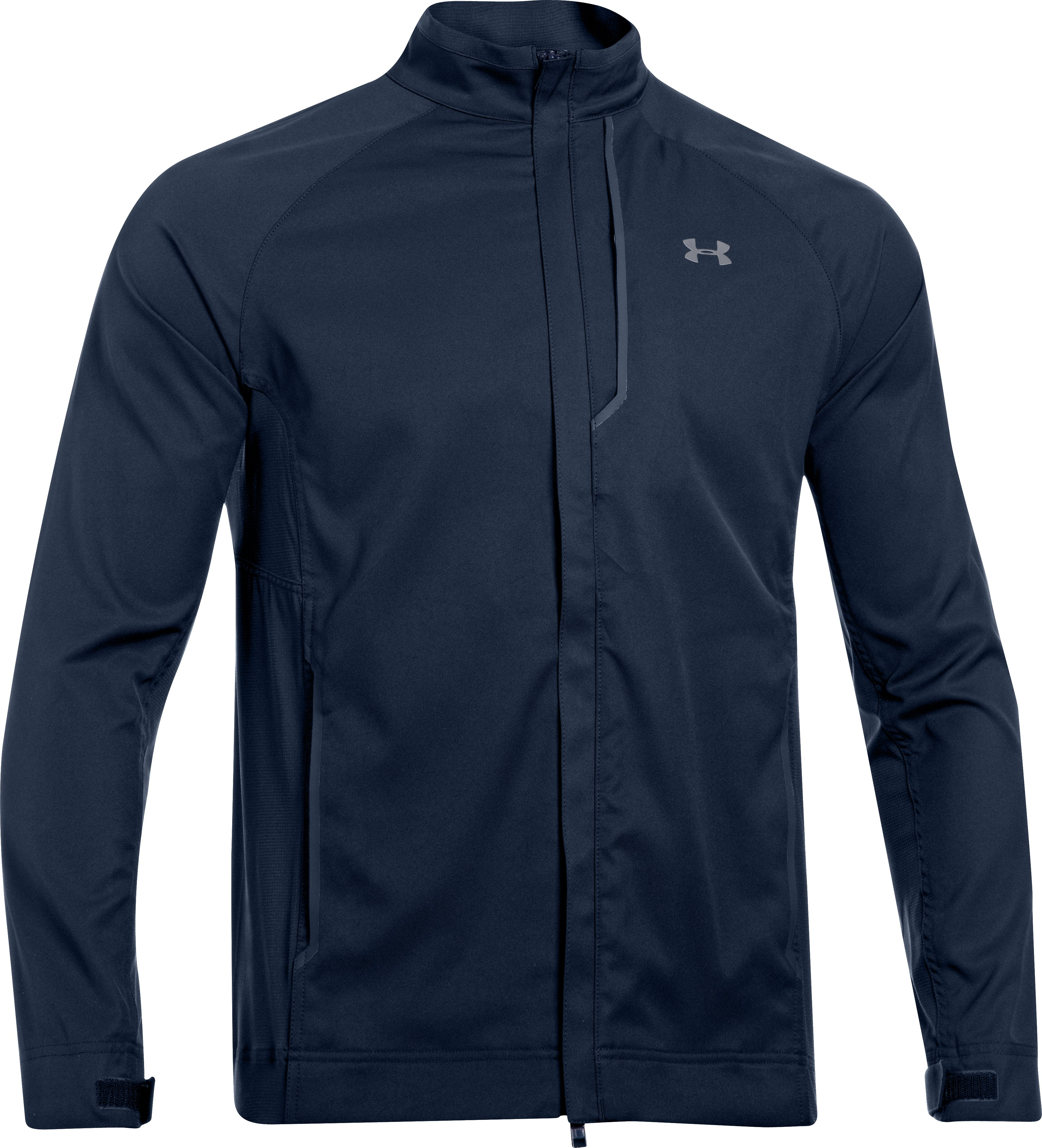 Men's UA Hybrid Golf Jacket, Academy