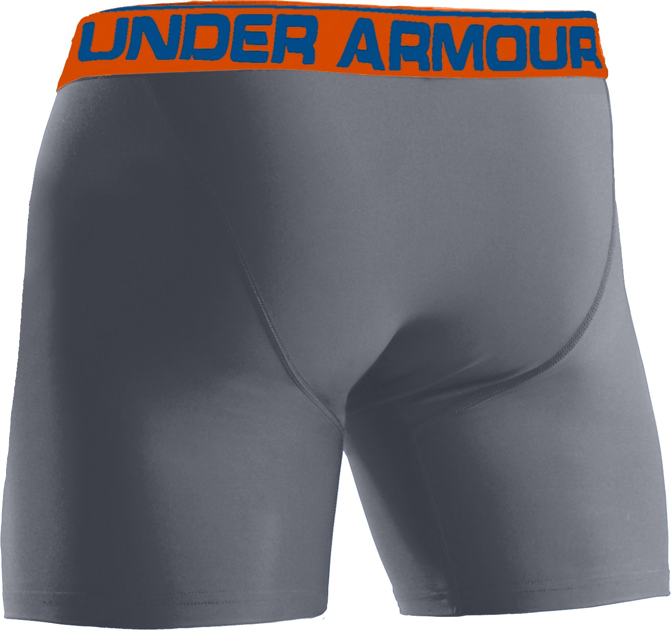 "Men's UA Original Series 6"" Boxerjock®, Steel"