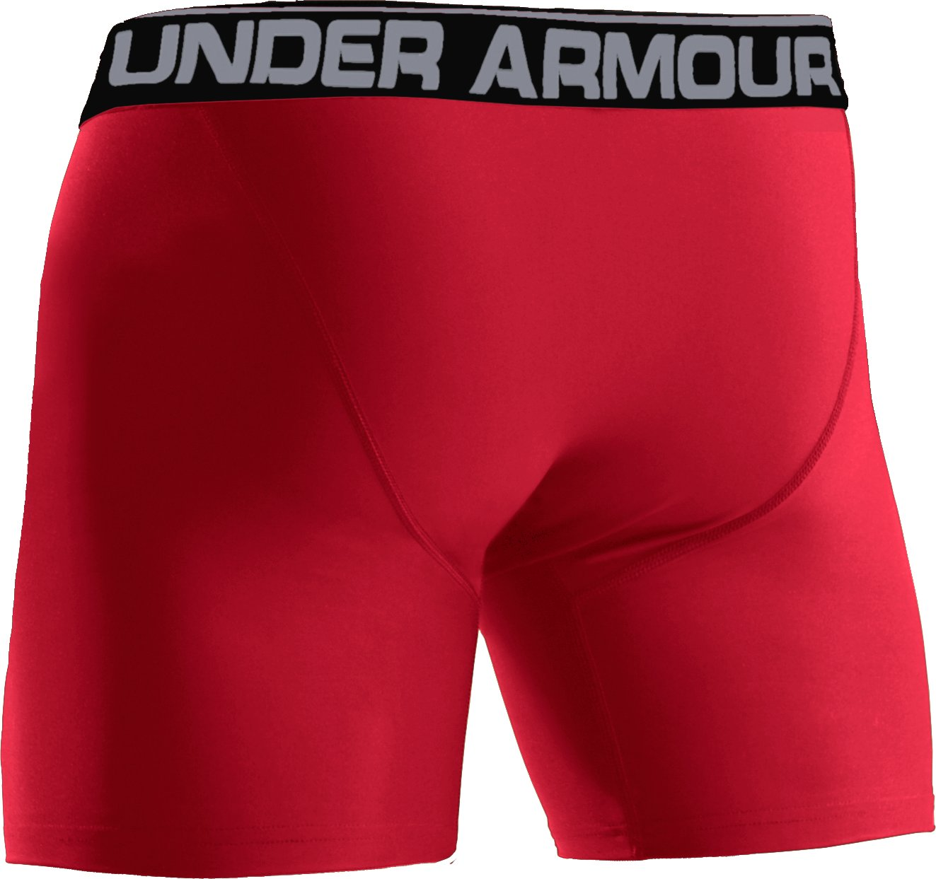 "Men's UA Original Series 6"" Boxerjock®, Red"