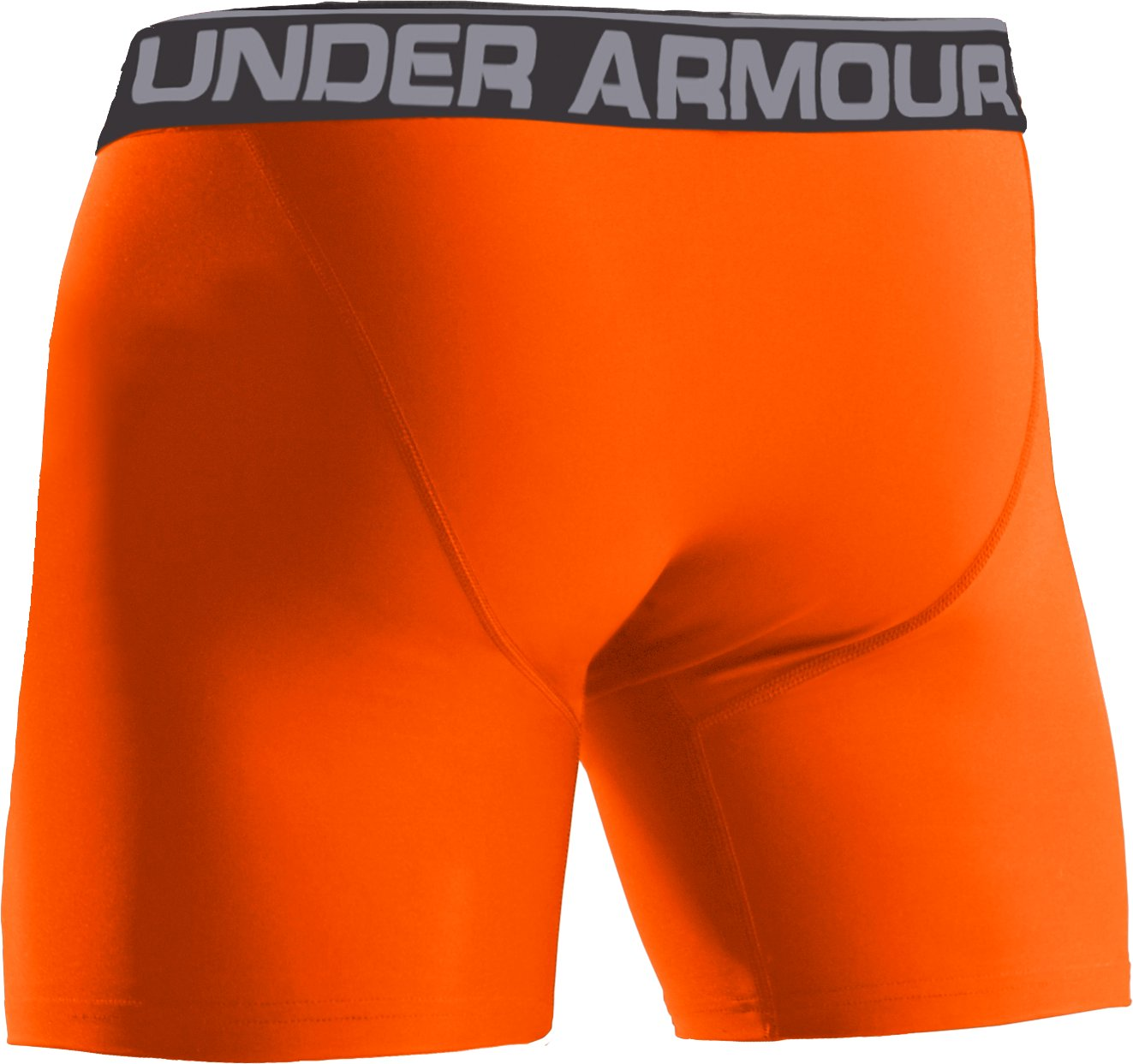 "Men's UA Original Series 6"" Boxerjock®, Blaze Orange, undefined"