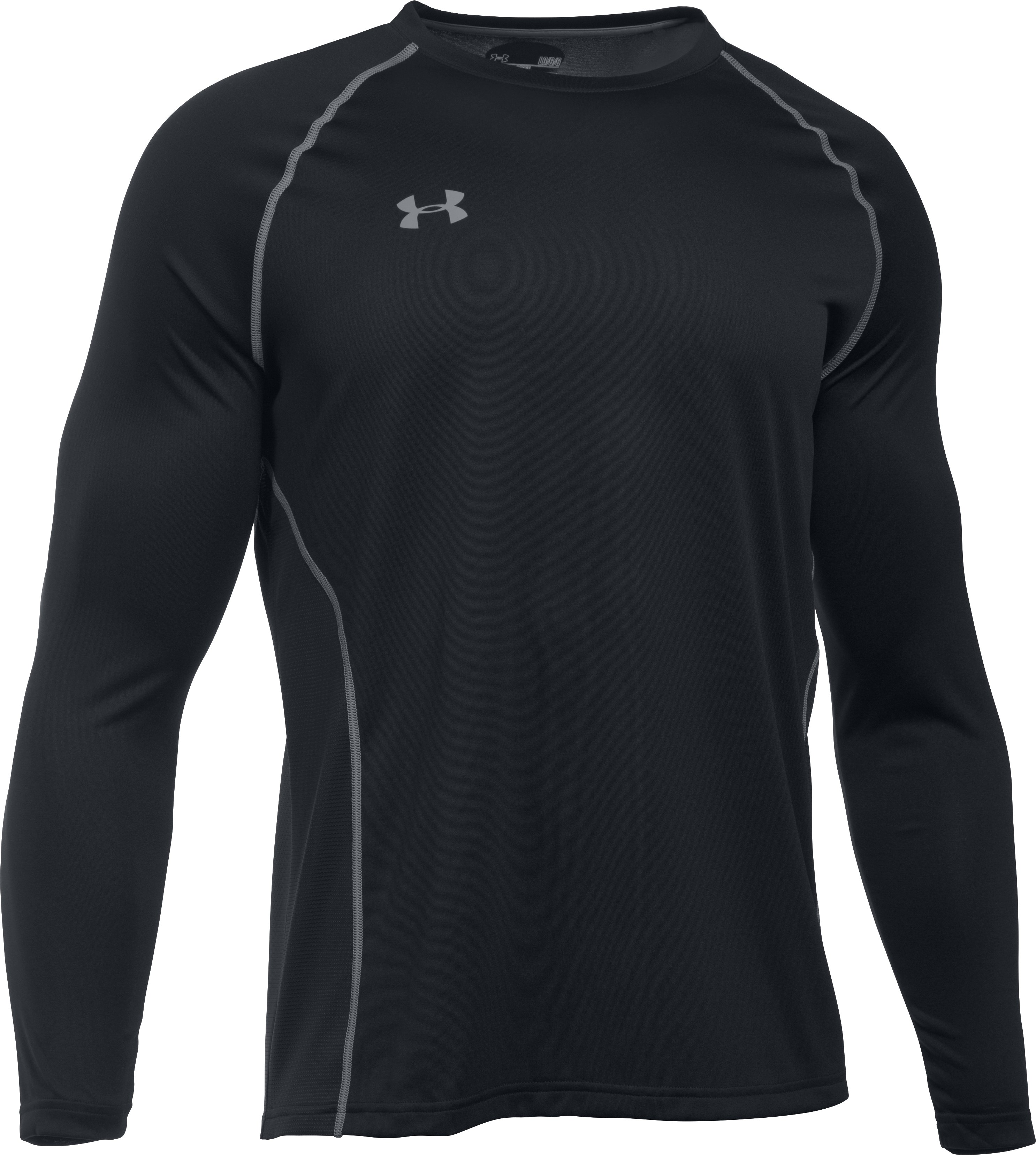 Men's UA Purestrike Top, Black ,