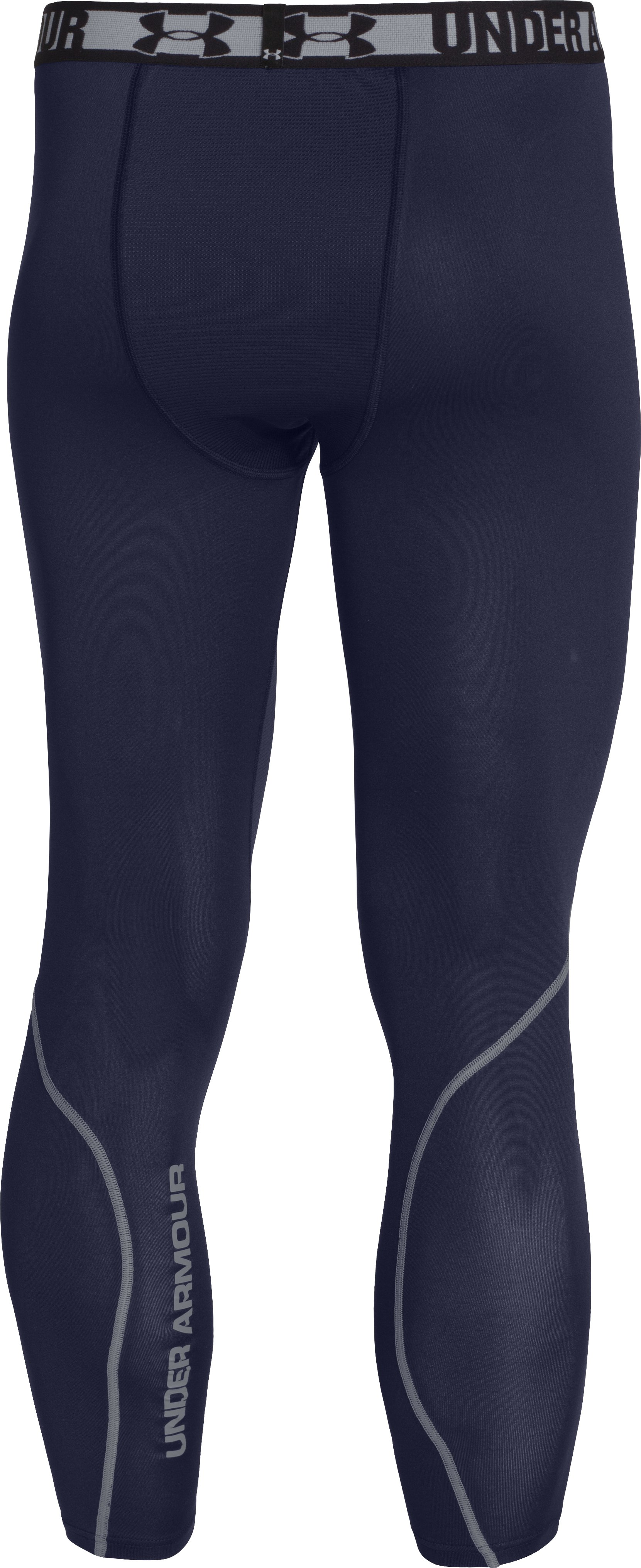 Men's UA Purestrike Pants, Midnight Navy
