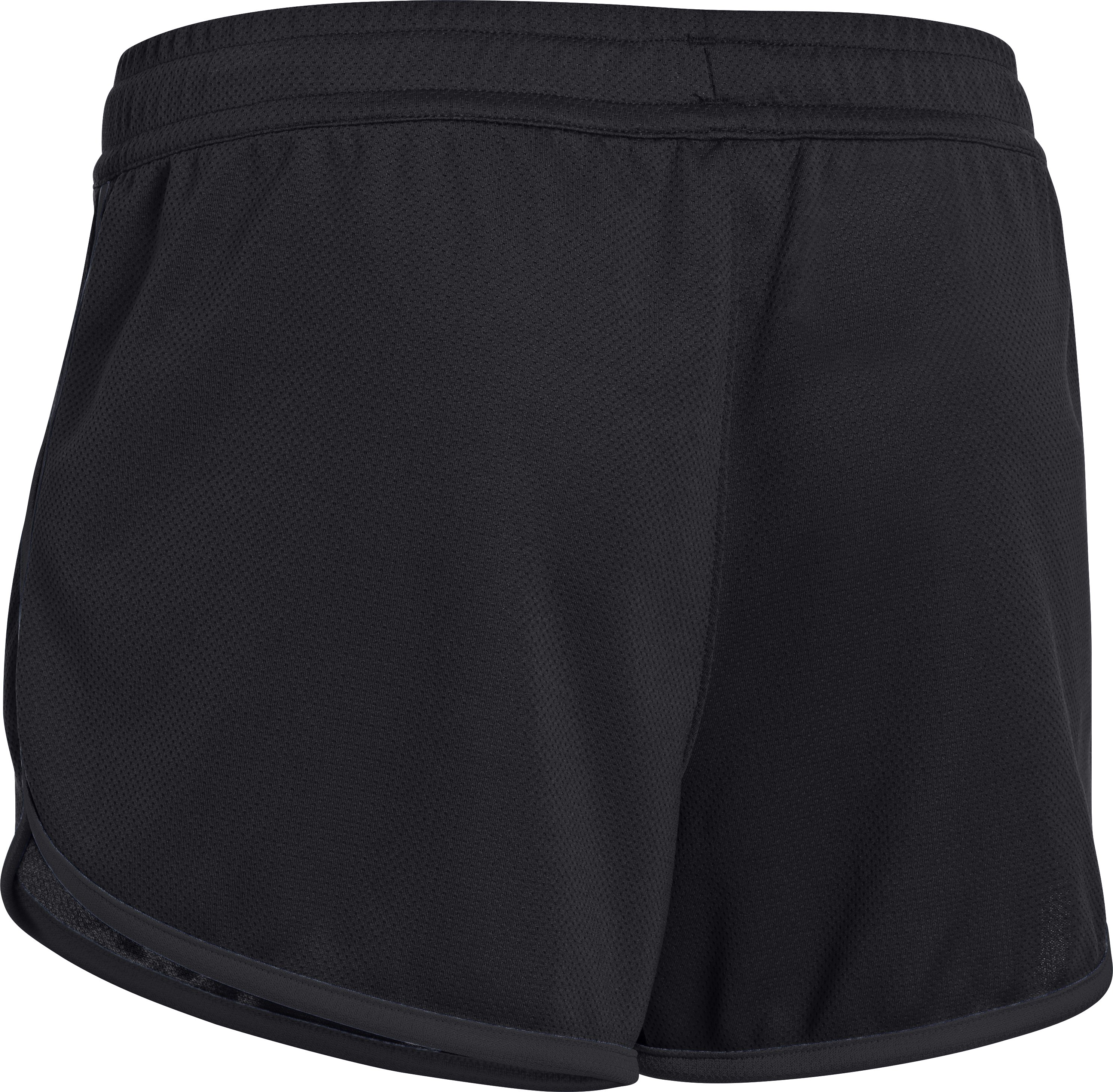 Women's UA Rally Shorts, Black