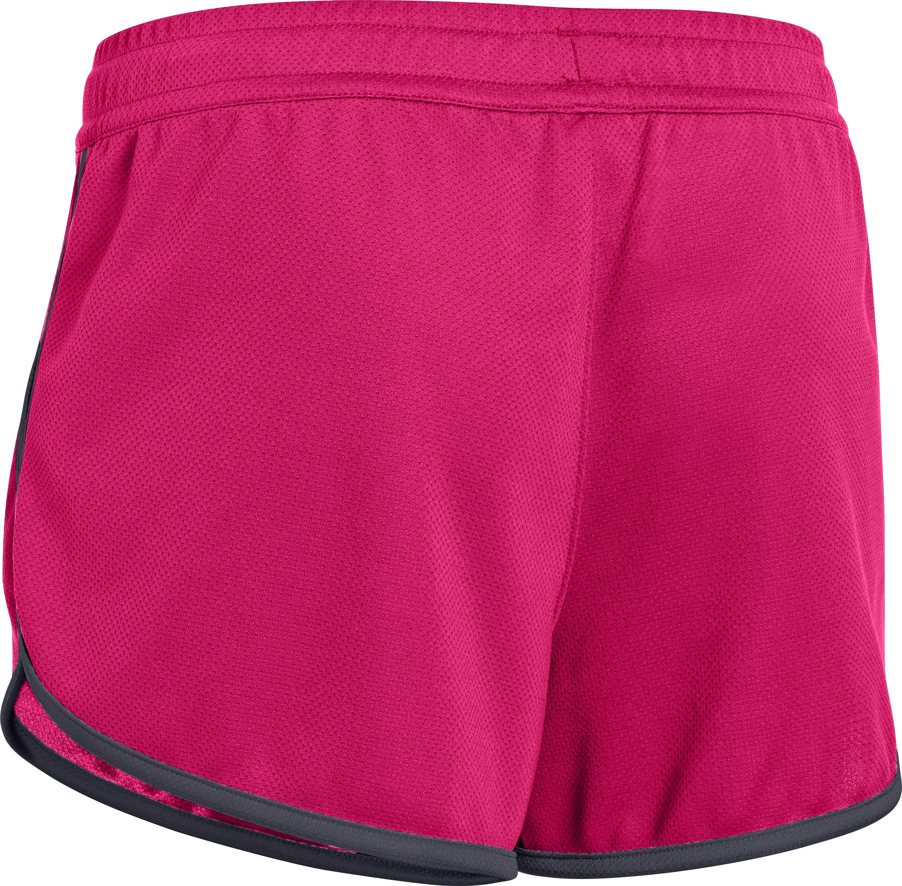 Women's UA Rally Shorts, EXUBERANT PINK