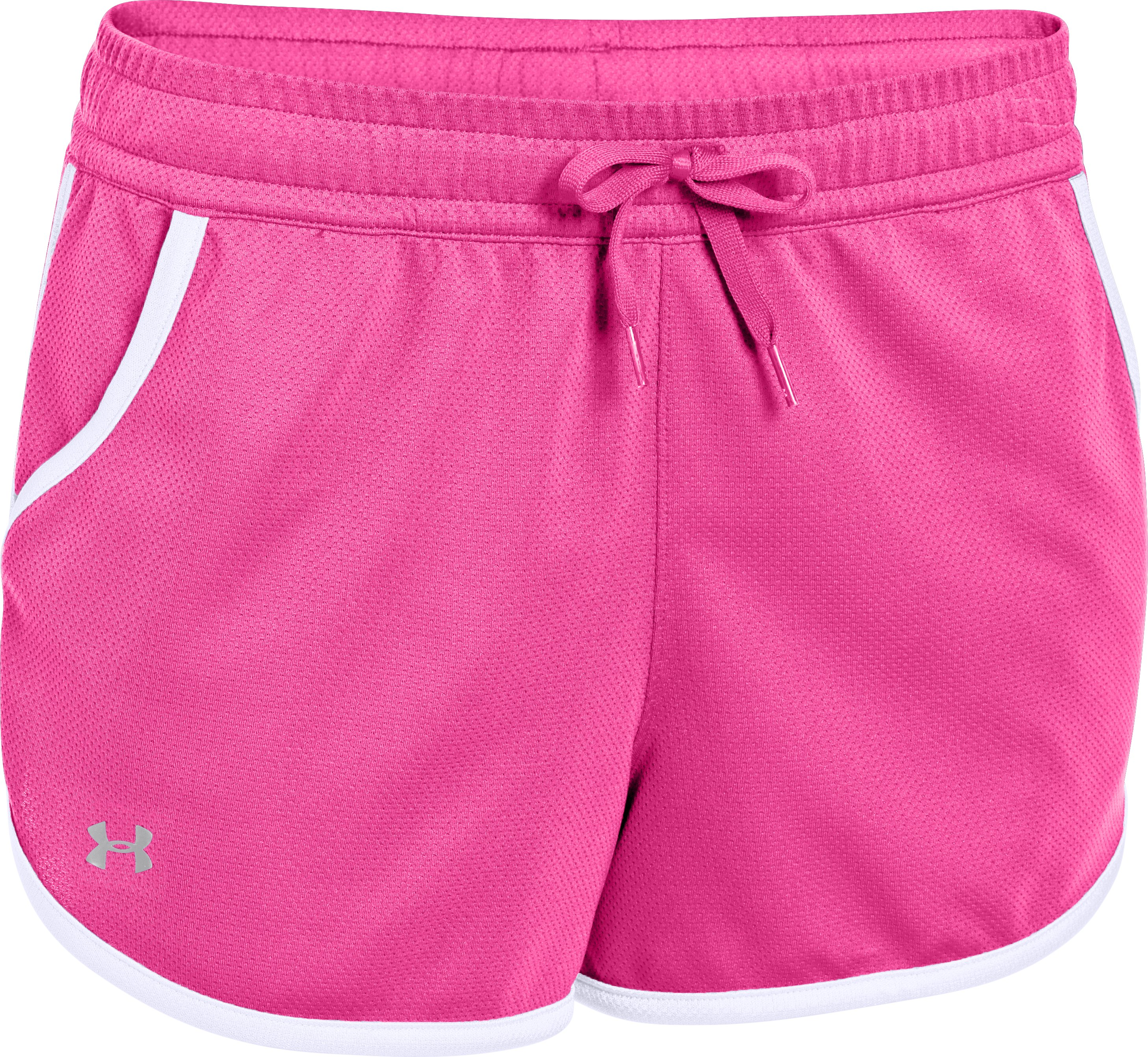 Women's UA Rally Shorts, CHAOS