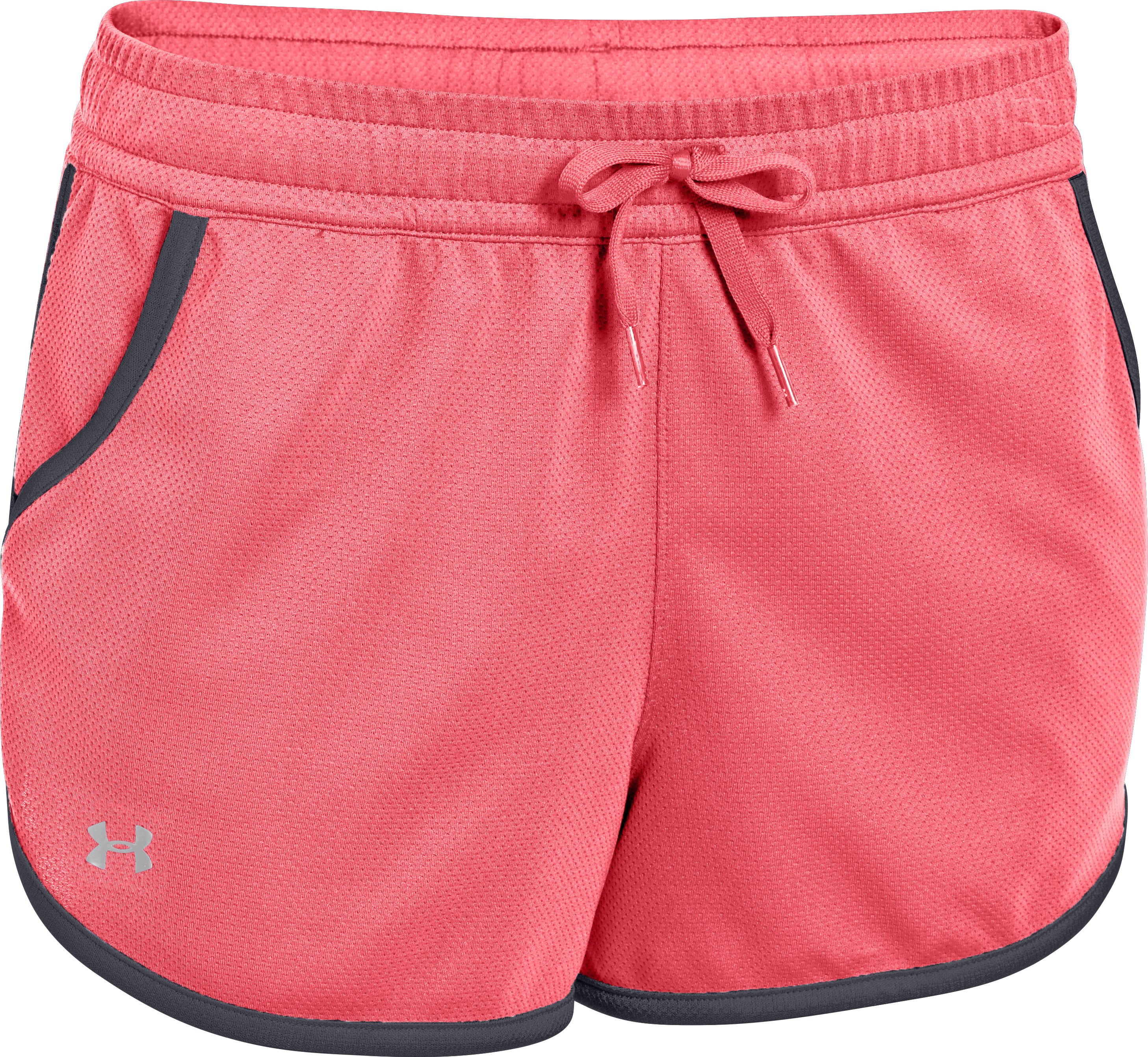 Women's UA Rally Shorts, BRILLIANCE