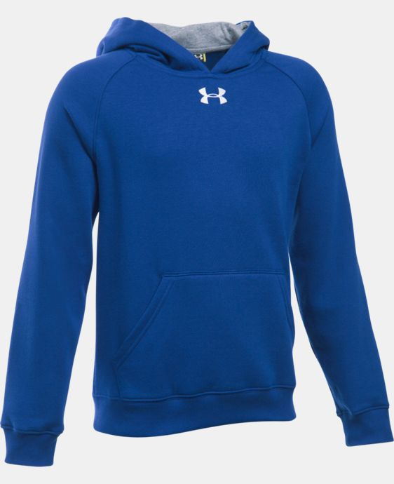 Boys' UA Every Team Fleece Hoodie LIMITED TIME: FREE U.S. SHIPPING 5 Colors $34.99