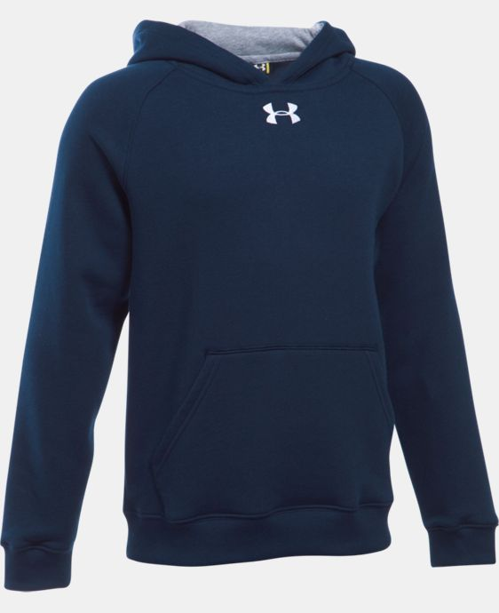 Boys' UA Every Team Fleece Hoodie  2 Colors $39.99
