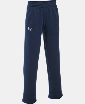 Boys' UA Every Team Fleece Pants  3  Colors Available $20.99 to $26.99