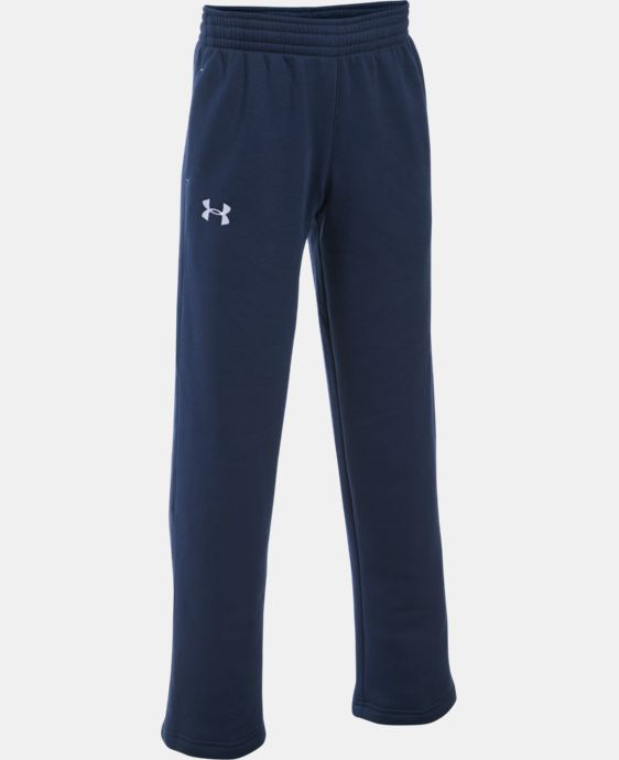 Boys' UA Every Team Fleece Pants LIMITED TIME: FREE U.S. SHIPPING 1 Color $34.99