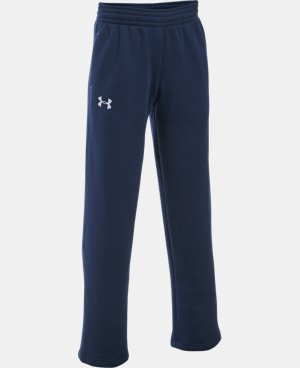 New Arrival  Boys' UA Every Team Fleece Pants  1 Color $39.99