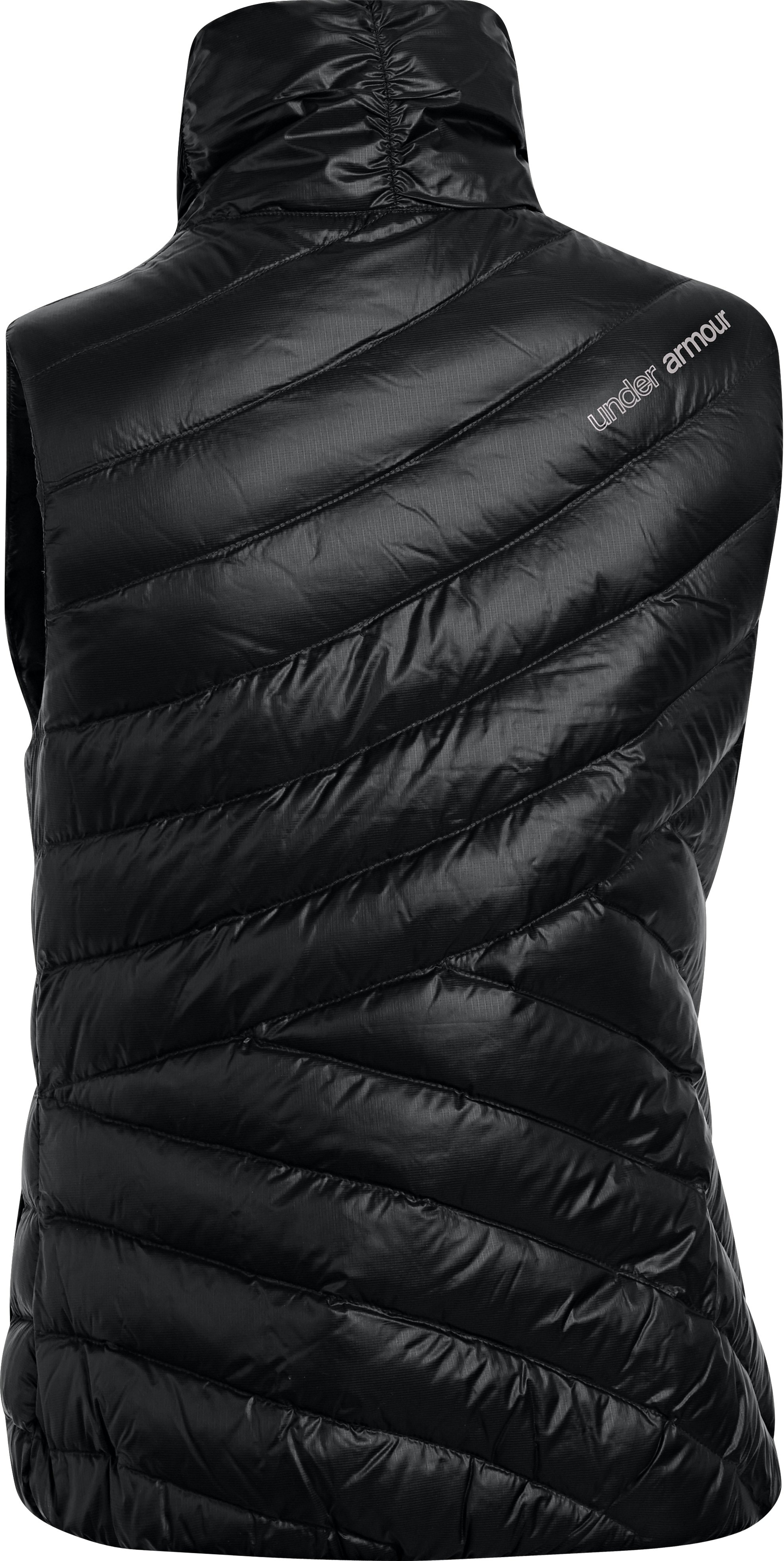 Women's UA ColdGear® Infrared Uptown Vest, Black