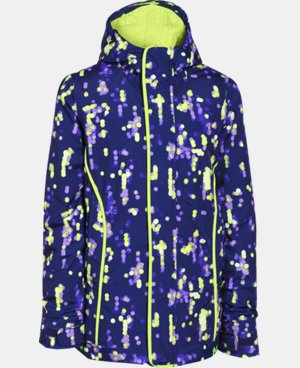 Girls' UA ColdGear® Infrared Britton Jacket LIMITED TIME: FREE SHIPPING 1 Color $92.99 to $123.99
