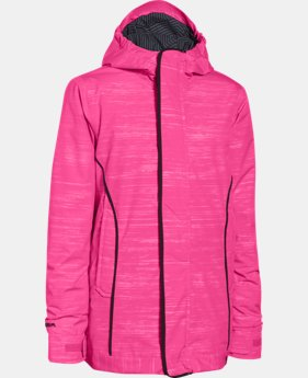 Girls' UA ColdGear® Infrared Britton Jacket  3 Colors $92.99 to $123.99