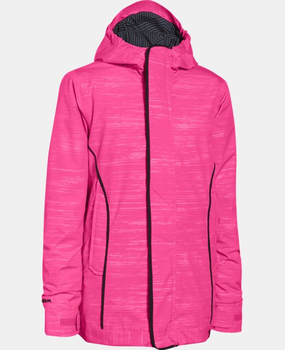 Girls' UA ColdGear® Infrared Britton Jacket LIMITED TIME: FREE SHIPPING  $92.99 to $123.99