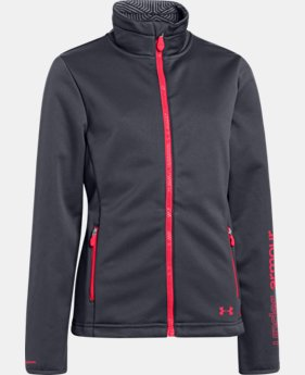Girls' UA ColdGear® Infrared Softershell Jacket  1 Color $59.99 to $74.99