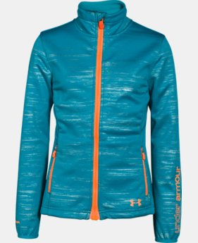 Girls' UA ColdGear® Infrared Softershell Jacket  1 Color $54.99 to $59.99
