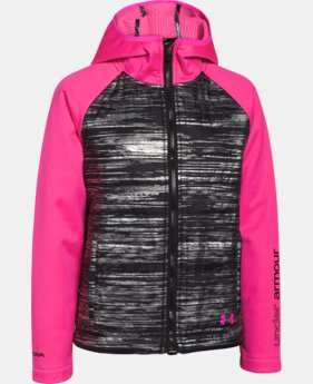 Girls' UA ColdGear® Infrared Werewolf Jacket LIMITED TIME: FREE U.S. SHIPPING  $67.49 to $89.99