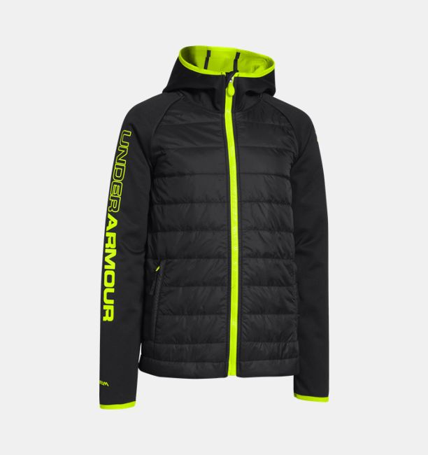 4f4cfdd06 Boys  UA Storm ColdGear® Infrared Werewolf Jacket
