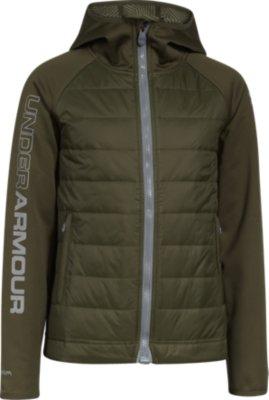 Under armour infrared werewolf hoodie jacket men's