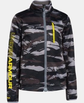 Boys' UA Storm ColdGear® Infrared Softershell Jacket  1 Color $56.24