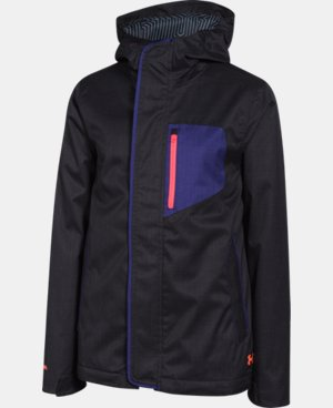 Girls' UA ColdGear® Infrared Gemma 3-In-1 Jacket  1 Color $119.99