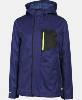 Girls' UA ColdGear® Infrared Gemma 3-In-1 Jacket  1 Color $104.99