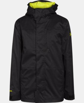 Boys' UA Storm ColdGear® Infrared Wildwood 3-in-1 Jacket  1 Color $78.74