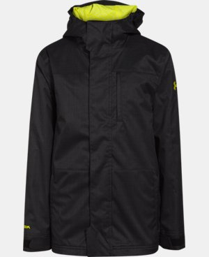 Boys' UA Storm ColdGear® Infrared Wildwood 3-in-1 Jacket LIMITED TIME: FREE U.S. SHIPPING  $104.99