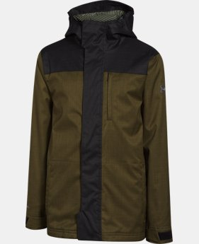 Boys' UA Storm ColdGear® Infrared Wildwood 3-in-1 Jacket  1 Color $104.99
