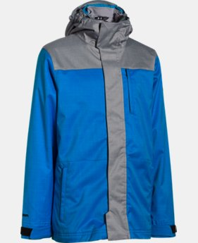 Boys' UA Storm ColdGear® Infrared Wildwood 3-in-1 Jacket  2 Colors $78.74