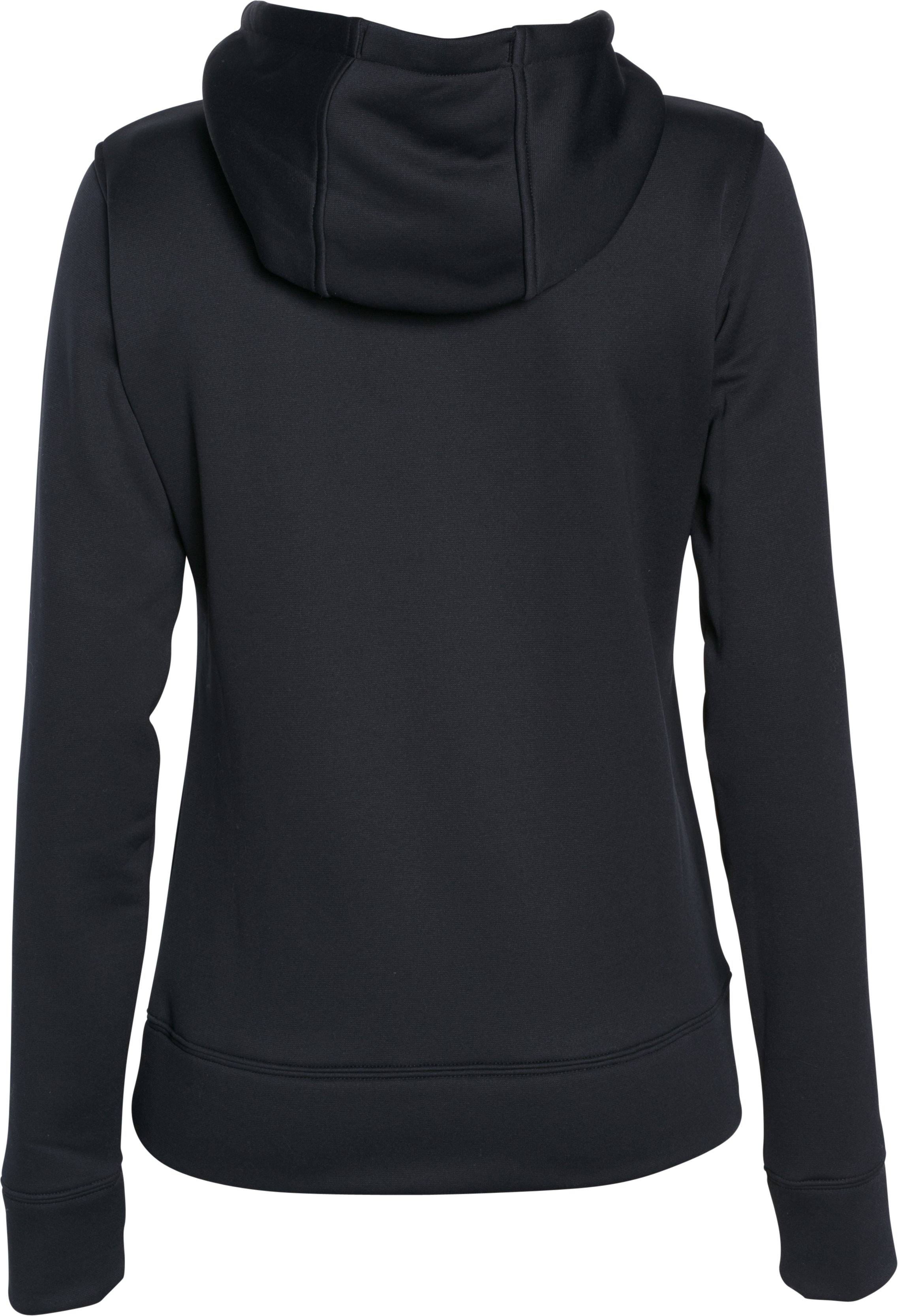 Women's  UA Storm Caliber Hoodie, Black , undefined