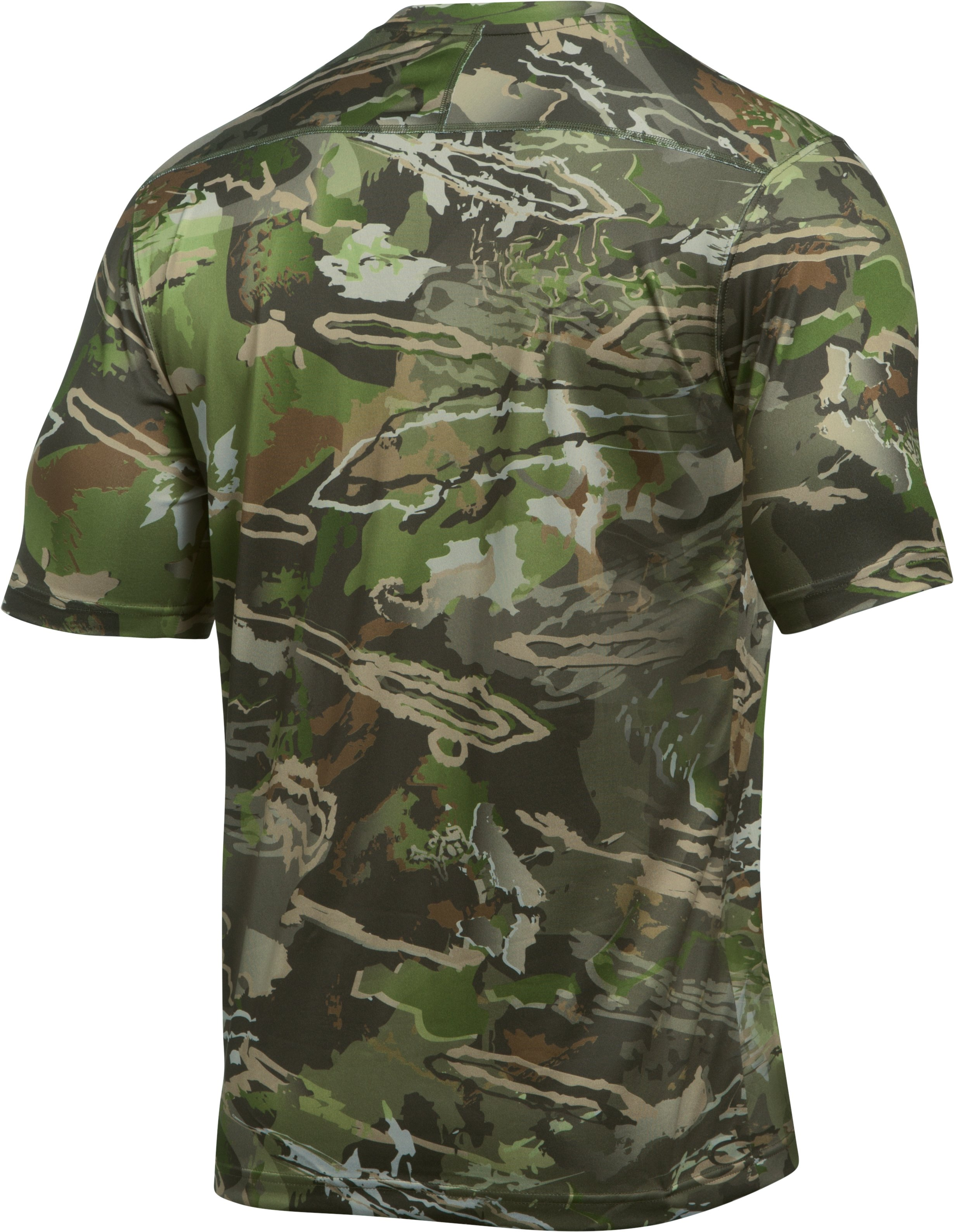 Men's UA Ridge Reaper® Short Sleeve T-Shirt, RIDGE REAPER® FOREST, undefined