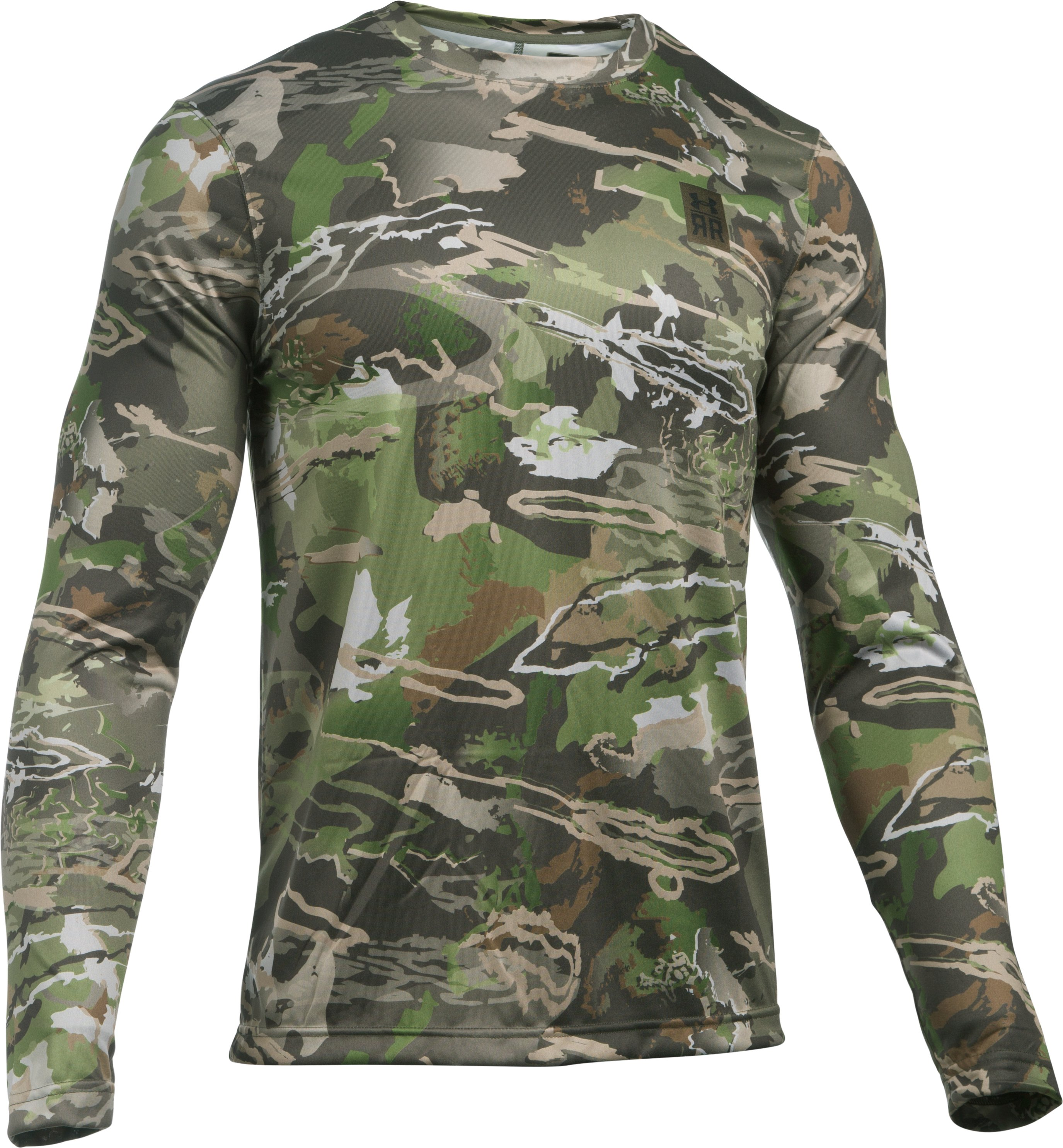 Men's UA Ridge Reaper® Long Sleeve T-Shirt, RIDGE REAPER® FOREST, undefined