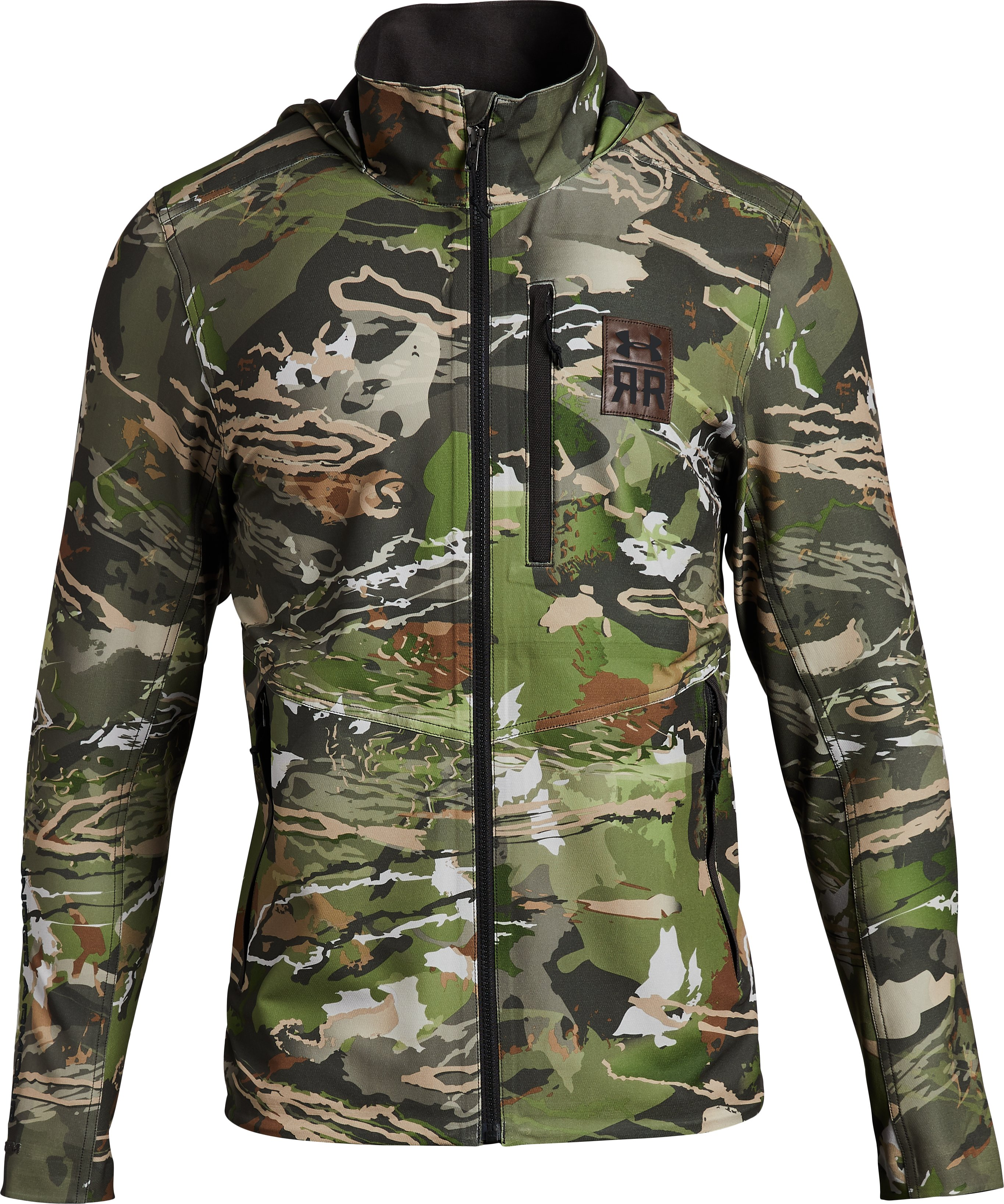 Men's UA Ridge Reaper® Early Season Jacket, UA FOREST CAMO, undefined